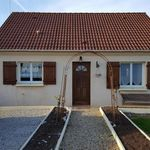 Maison dans village entre Nemours et Beaumont 77