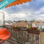 Appartement 3 pièces de 61 m2 - RER La Varenne 12 minutes