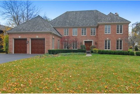This stately, all brick home in the desirable Ponds area has everything you could possibly want! Features include hardwood flooring, 9 ft ceilings, moldings, skylight, bay windows, tray ceilings, new Marvin windows, updated baths, premium appliances ...