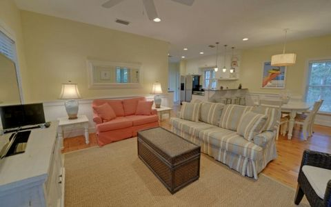 Magnolia Cottages By The Sea-028 Creek Park 3 bedrooms 3 baths / Sleeps 8 Magnolia By The Sea -An upscale cottage community located just 5 miles East of Seaside. Magnolia By The Sea has quickly become one of the most desired beach destinations on 30A...