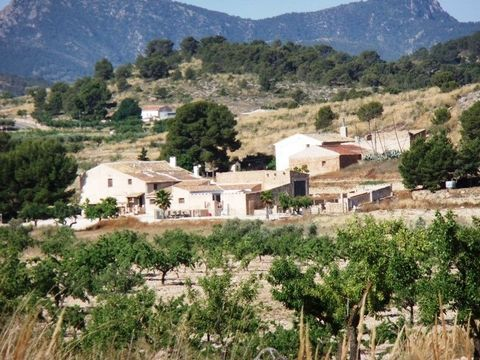 This beautiful and fully licensed guesthouse is located in the tranquil countryside near the town of Pinoso, at the edge of the Sierra de la Pila National Park. Traditionally a farmhouse, it has recently been completely reformed into a lovely, fully ...