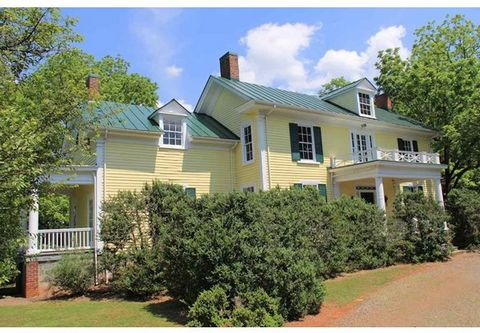 Now eligible for the National Register, Old Manse was built in 1868 by Rev. Isaac W. K. Handy, author of an acclaimed Civil War journal and Pastor of Orange Presbyterian Church. Frame construction with a standing seam metal roof, this is a lovely cen...
