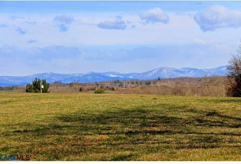 In the heart of the Keswick Hunt and in the Madison-Barbour Rural Historic District of Orange County near James Madison's Montpelier, here is a rare opportunity to build a home of your design to your specifications. With deep, fertile soil, the land ...