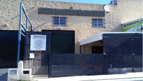 Located in Alhaurin de la Torre. Warehouse, Alhaurin de la Torre, Costa del Sol. Built 323 m².