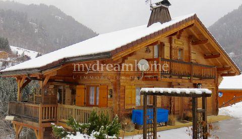 Achat-Vente-Chalet - Villa-Rhône-Alpes-SAVOIE-FLUMET