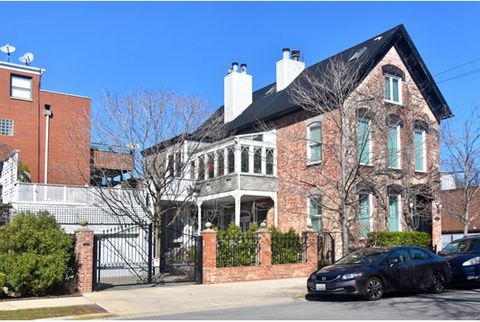 This special Old Town brick home offers a distinctive alternative to your