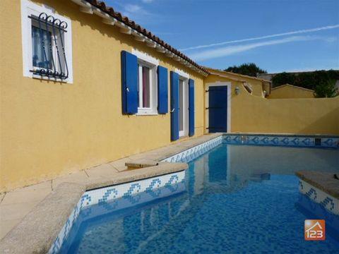 Achat-Vente-Chalet - Villa-Languedoc-Roussillon-GARD-Jonquieres-St-Vincent