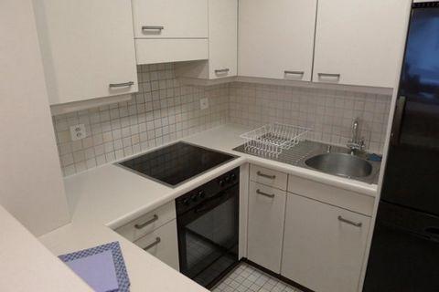 Comfortable apartment block