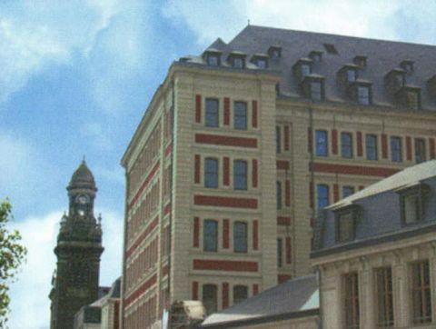 Pour investisseur sur Lille, appartement loué de 6