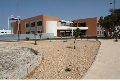 Use building Mall located between Mahón and Sant Lluís, Menorca. It has 10,000 square meters and is located in the industrial area near the road between Mahón and Sant Lluís. It is new and in a good state of preservation, pending completed. send us y...