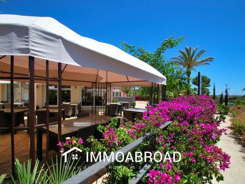 Fabulous Restaurant in Santa PonsaFabulous restaurant with 350m2 of construction area including the restaurant, the main hall and 80 seats inside. It also comprises 205m2 of terraces (commercial area) facing the south. Kitchen: Fully equipped and mod...