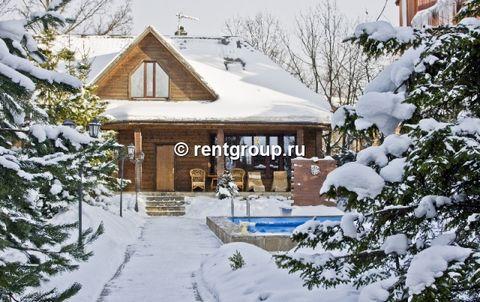 Снять дом с баней на новогодние праздники