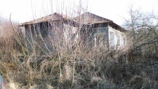 Old brick house in a village close to Dobrich, with built-up area of 90 sq.m and land of 2400 sq.m, fruit trees and vineyard. The house has two rooms, living room, kitchen, entrance hall, outside toilet. The village is near to the Durankulak Beach th...