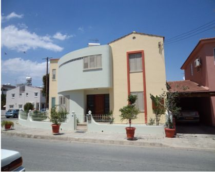 Four double bedrooms house for sale on Aradippou area, in Larnaca.  Also includes a small house of 50sq.m which is built on the parking area with separate entrance and all the facilities, (kitchen, wc, shower, central heating, 2 a/c, full insulatio...
