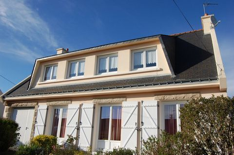 GUIDEL Centre ville, House 7 Room (s) 138 m², 1 Floor, Land 526 m², 5 Bedrooms, Fitted kitchen