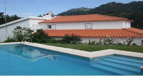 The villa in Sintra has 6 bedrooms and has capacity for 14 people. The villa is cozy, is spacious, and has 350 m². It has views to the mountain. It is located 2 km from the sand beach, 8 km from the golf course, 3 km from the city, 3 km from the supe...
