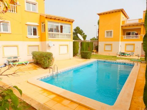 These two well maintained apartment blocks contain 6 self contained apartments, 4 one bedroom apartments, 1 two bedroom apartment and 1 three bedroom apartment and are located in Blue Lagoon between San Miguel de Salinas and Villamartin. Just 25 minu...