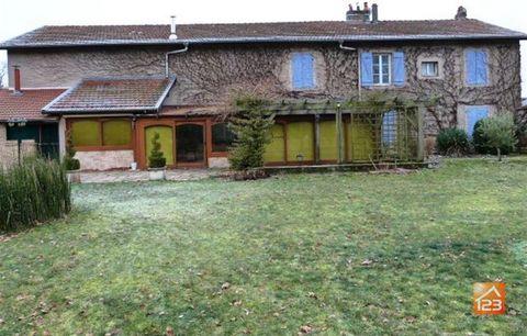 Achat-Vente-Maison-Lorraine-MEUSE-Damvillers