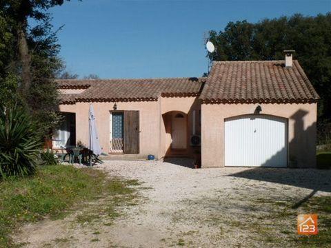 Achat-Vente-Chalet - Villa-Languedoc-Roussillon-GARD-Ste-Anastasie