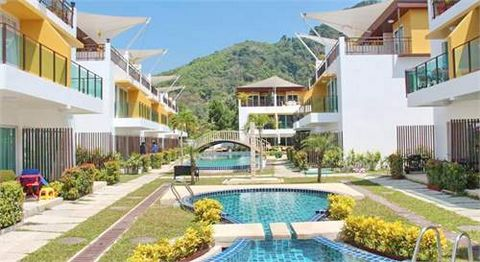 This townhouse is part of a development which is a beautiful and affordable, residential project in Kamala, Phuket, approximately 15 minutes to Patong west side of Phuket island, in close proximity to Phukets finest restaurants, beaches and located j...