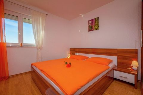 Adorable villa apartment with amazing sea view is only 60 meters distance from the pebbly beach and about 100 meters away from the sandy beach. Exclusively furnished apartments allow you to spend your holidays quietly and comfortably. A small shop is...