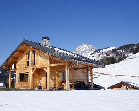 Achat-Vente-Chalet - Villa-Rhône-Alpes-SAVOIE-ST-NICOLAS-LA-CHAPELLE