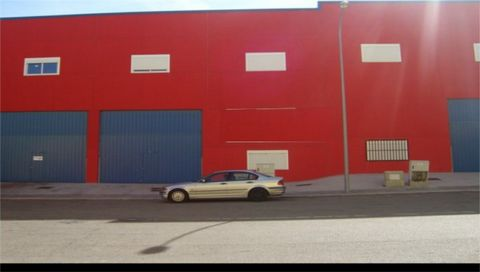 Warehouse for sale situated in Borox, Toledo, Spain. The property has bedroom and bathroom and a build size of 648.00m2. Sold free of debts and charges, mortgages available subject to status. Ref:Net-178462.