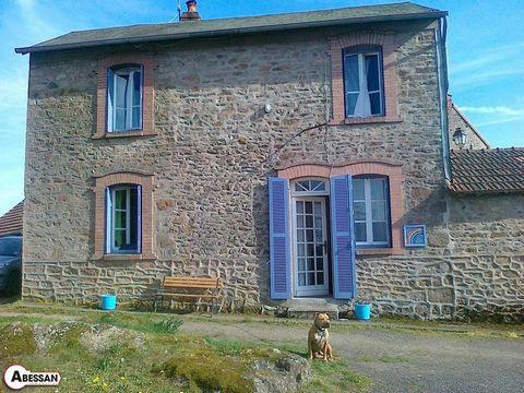 Achat-Vente-Maison-Limousin-CREUSE-Naillat
