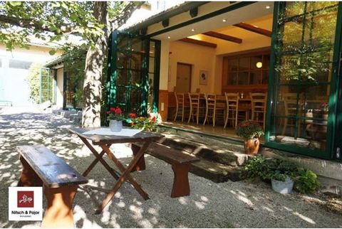 This property is for sale. It has been renovated. The land has a total surface area of 2953 m² including a wine cellar. This retail is located close to public transportation. It has a cellar and a wine cellar. There is a parking space. The property c...