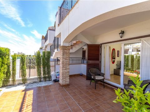 Fantastic apartment in the Residencial Azul Beach, La Mata, Torrevieja. The apartment has 2 bedrooms, 2 bathrooms, kitchen with utility room, large living room with terrace and 30m2 of outside area. The property is fitted with underfloor heated syste...