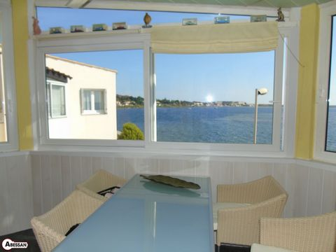 Herault (34) Sete Buy this apartment with a panoramic view of the Thau lake. Consists of three rooms with an area of 72 m with a loggia closed. Two rooms with stunning views over the lake, one with a balcony for an office, a lounge and a dining room ...