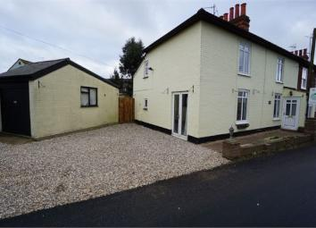 Fully refurbished three bedroom cottage in popular village of Great Bentley - Modern Fitted Kitchen with white goods - Utility Room - New Gas Central Heating System - Large Lounge & Dining Room with open fires - Downstairs WC - Two Further Reception ...