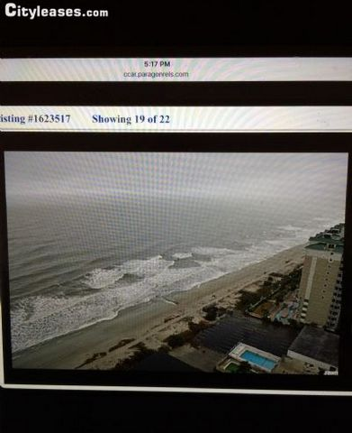 Located in Myrtle Beach. Sublet.com Listing ID 2928493. For more information and pictures visit https:// ... /rent.asp and enter listing ID 2928493. Contact Sublet.com at ... if you have questions.