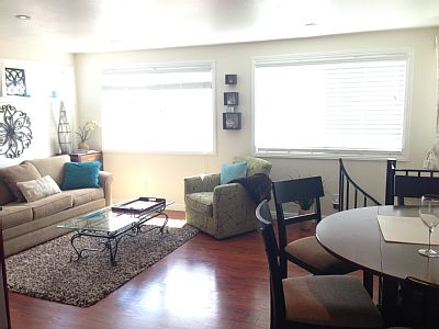 Away from the hustle and bustle of Waikiki yet just minutes away from it all, you will find this newly built (2013) two level, one bedroom Ohana home.