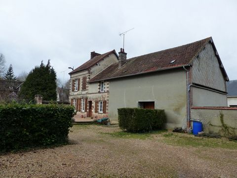 MARCILLY SUR EURE Centre ville, House 4 Room (s) 115 m², Land 800 m², 3 Bedrooms, Fitted kitchen.