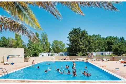 Située à l'extrême sud de la France, aux portes de l'Espagne et à proximité des Pyrénées, Argelès-sur-Mer s'étale sur 7 km de plages et 3 km de criques. Vous y découvrirez tout l'art de vivre catalan. Le club de vacances s'étend sur une vaste proprié...
