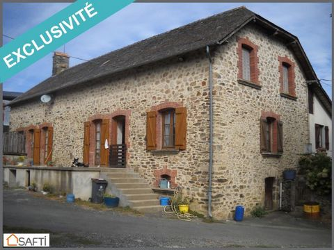 A 35 'from Brive, this pretty farm does not lack charm. It is located on 1 hectare of land but possibility of buying additional 5 hectares of agricultural land with buildings. (Ask for the price). Currently the house has only one room but there is th...