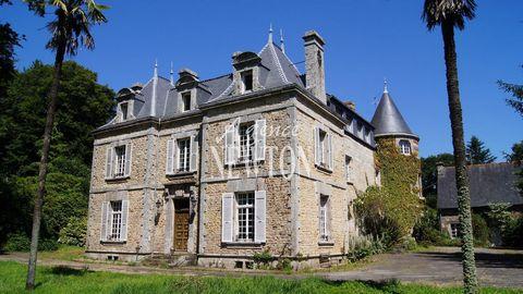 Achat-Vente-Maison-Bretagne-MORBIHAN-LOCMINE