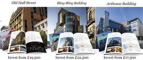 Signature Works is the most exciting commercial property opportunity of 2017. Newly launched and already making waves throughout the market.  A fully titled , 7-year investment delivering between 8-14% assured returns p.a. Key selling points: Up ...
