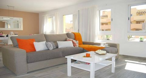 The apartment in Corralejo has 3 bedrooms and has capacity for 6 people. The apartment is cozy, is fully equiped, and has 75 m². It is located 0,90 km from the sand beach, 0,01 km from Mercadona supermarket, 39,20 km from Aeropuerto de Fuerteventura ...
