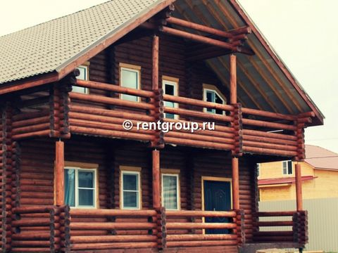 Lot no. 18640 cottage for rent in Ramenskoye area Poddub′e, at 50 km from the ring road, area 240 sq.m., is designed for 10-12 people, 5 bedrooms with balcony and terrace. There is everything necessary for comfortable rest, built-in kitchen equipment...