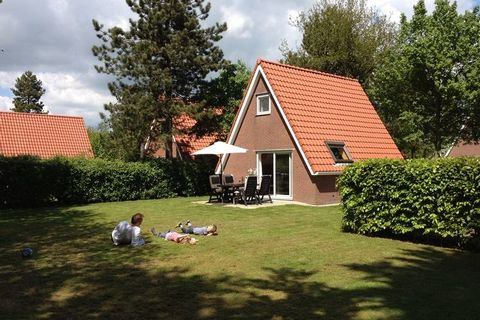 This detached type of holiday house is fully furnished and available in 2 different variants: a 4-person (NL-8721-08) and a 6-person (NL-8721-09). The NL-8721-08 variant includes WiFi while NL-8721-09 comes standard with an open fireplace. Both types...
