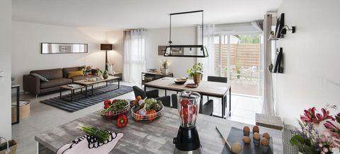 Le Duplex-Jardin Un mode de vie idéal !